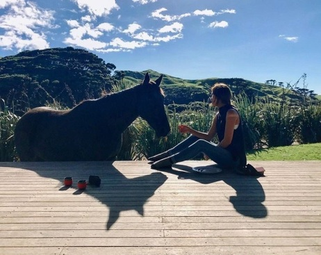 Esa horse
