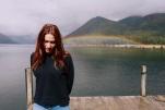 lake & rainbow
